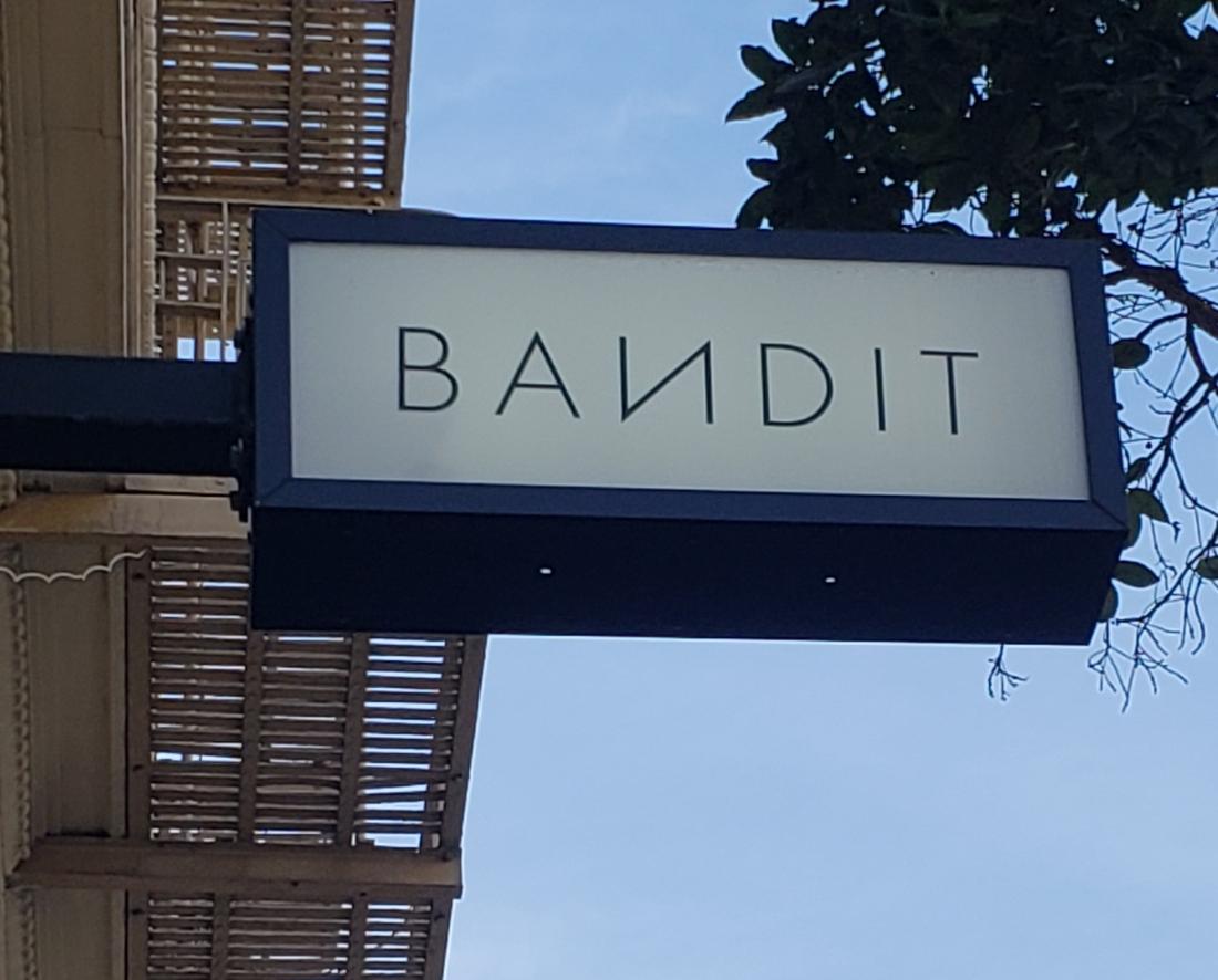 Bandit_Sign